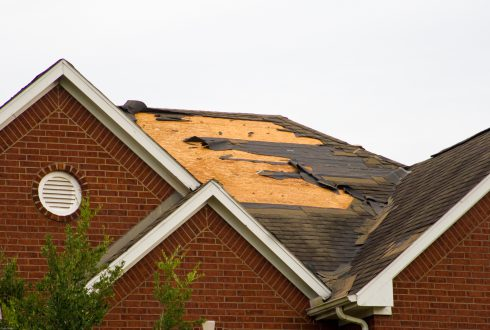 STORM DAMAGE ROOF REPAIR – NOVI, MI