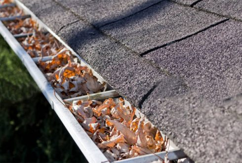 GUTTER AND DOWNSPOUT CLEANING  WEST BLOOMFIELD, MICHIGAN