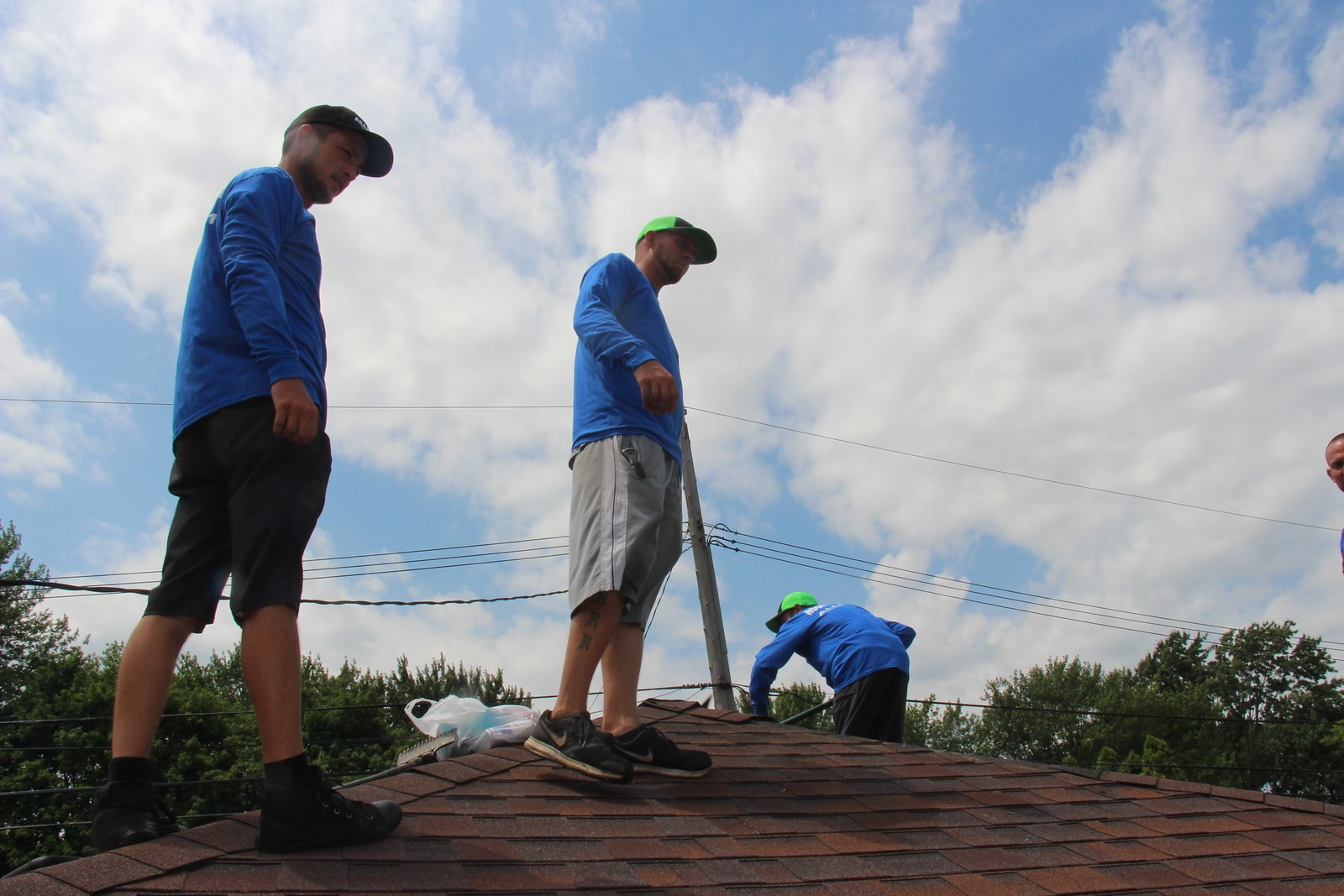 Make No Mistake, Prospective Home Buyers In Canton Michigan Are Looking At Your Roof.